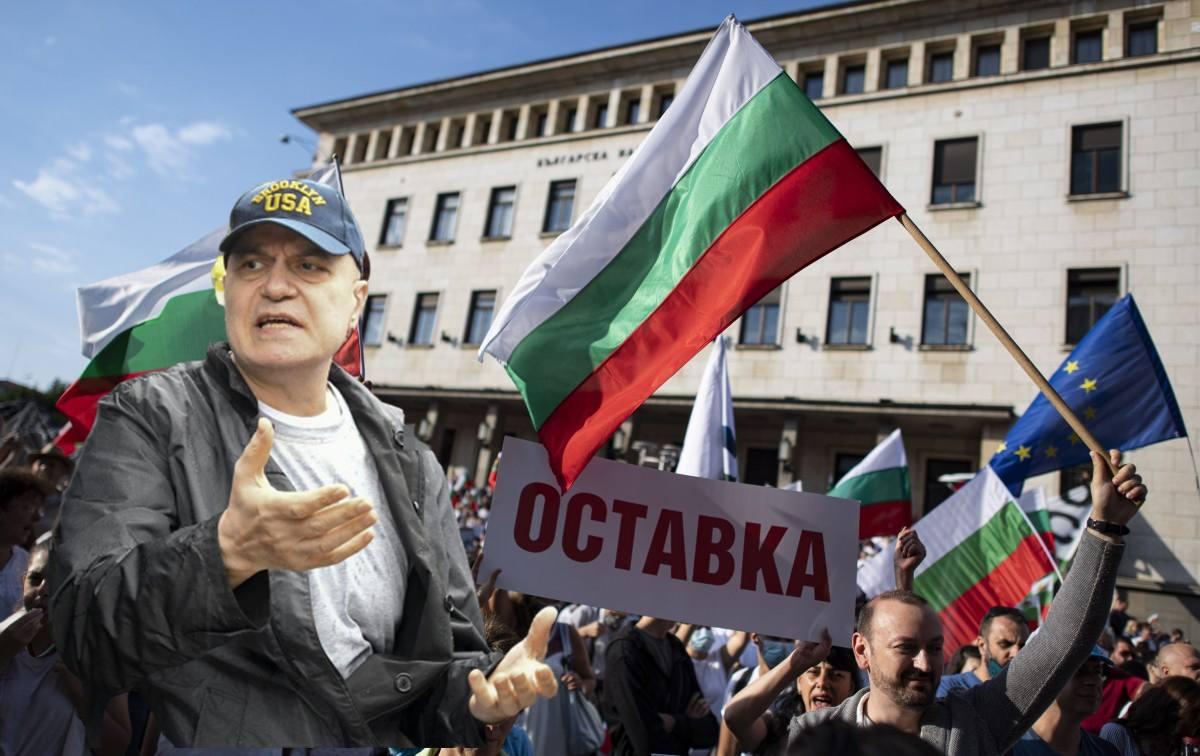 """Слави Трифонов: Само с викове """"оставка"""" няма да стане!"""