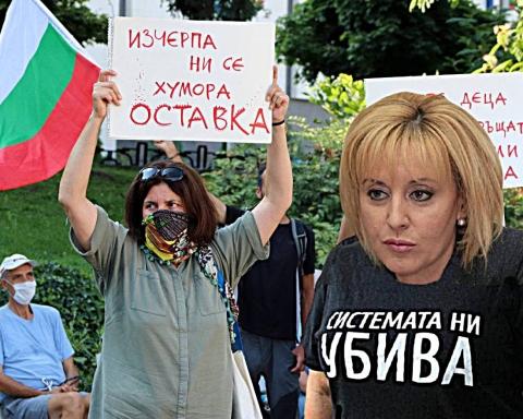 Мая Манолова: Системата Ви убива, но ние сме по-силни от системата!