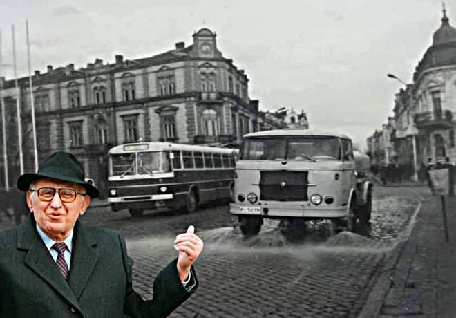 Бай Тошо: Някога всяка вечер миеха улиците и нямаше прахови частици!