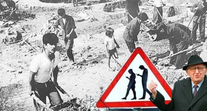 Бай Тошо: За всичко са виновни комунистите!