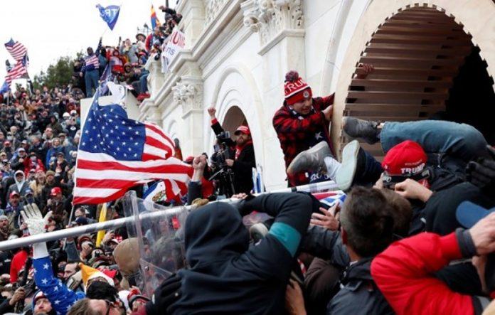 Българи са участвали в щурма на Конгреса в САЩ