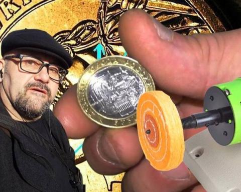 Стефан Пройнов: Полиране на монети