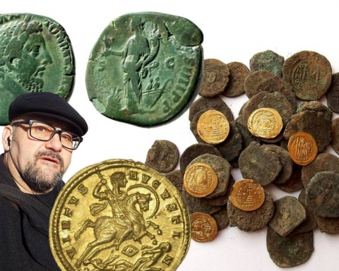 Стефан Пройнов: Патината при монетите