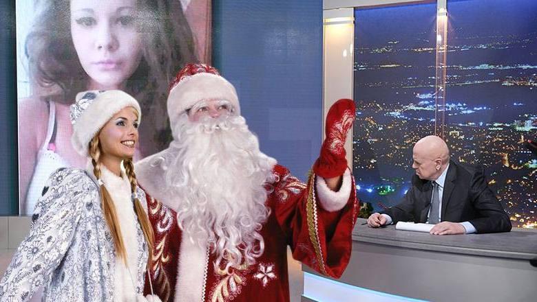 Слави Трифонов пусна видео с дядо Мраз.