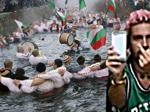 Соросоидни безродници плюят на Българският дух и вяра!