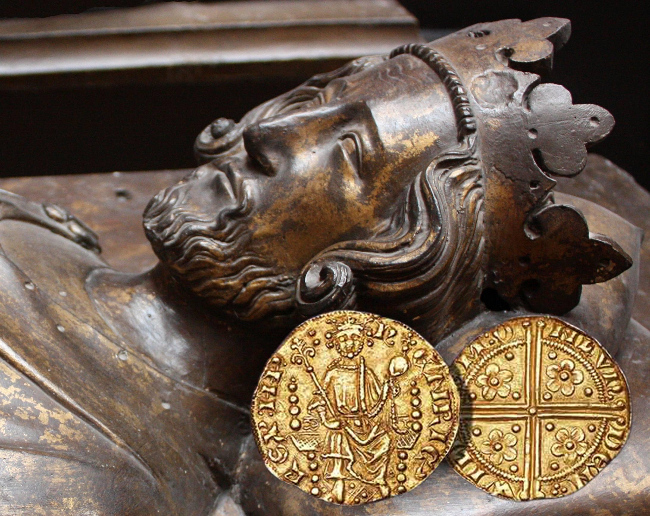 Монета на Хенри III се продаде за 720 000 долара