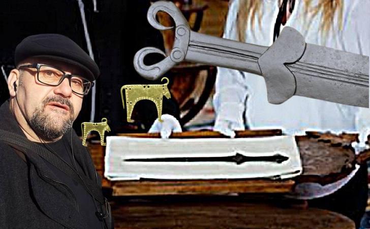 Стефан Пройнов: Може да се окаже, че сме обработвали и най-старото желязо в света!