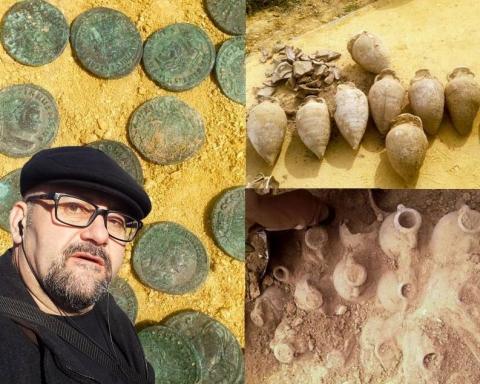 Стефан Пройнов: Археолози в Испания откриха над 600 килограма римски монети