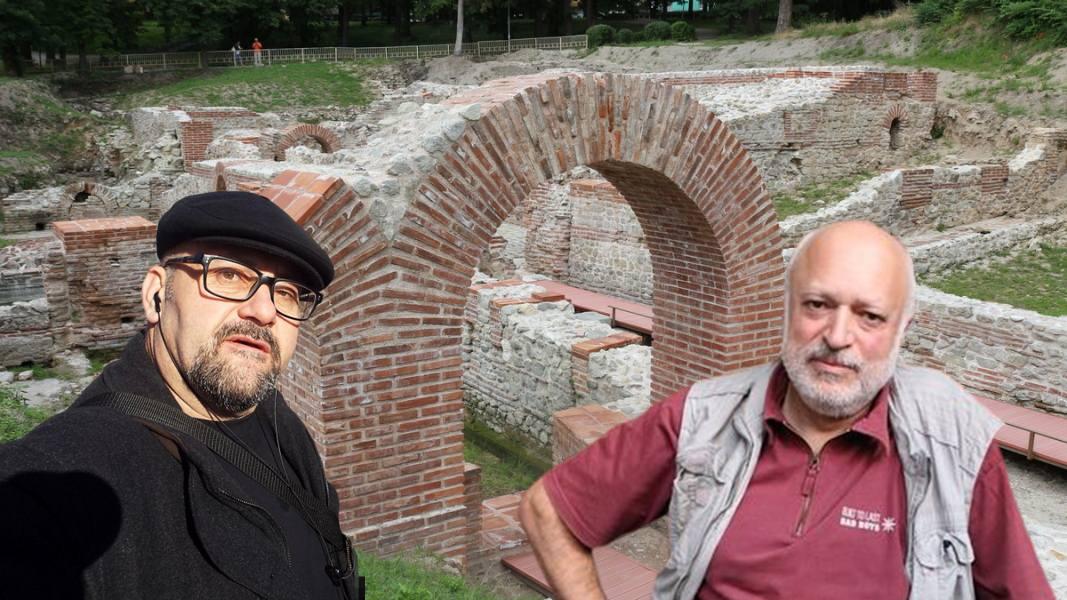 Стефан Пройнов: Първи стъпки за опазване на културното наследство