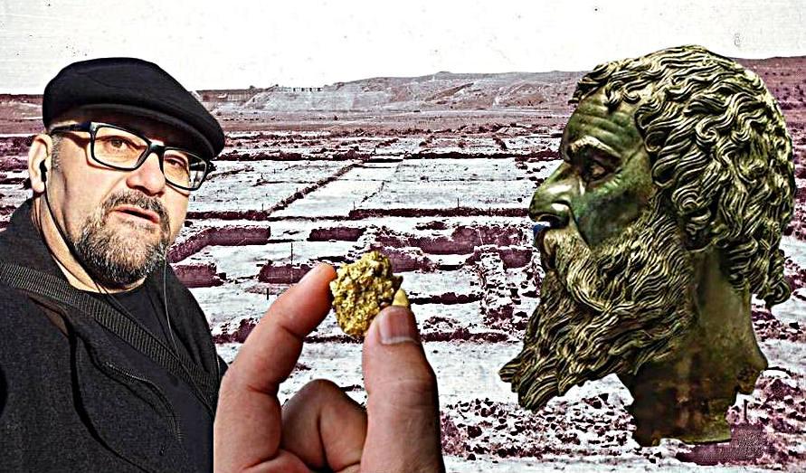 Стефан Пройнов: Градът на Севт III- Севтополис е покрит със злато
