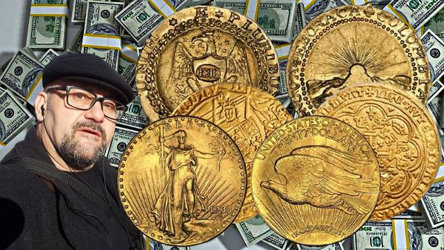 Стефан Пройнов:Топ 10 на най-скъпите монети в света+ цени и снимки