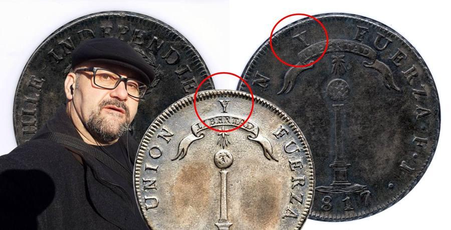 Стефан Пройнов: Монета с вулкан