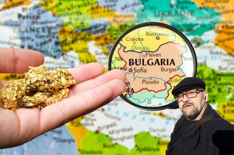 Стефан Пройнов: Голямата тайна за златото в България!