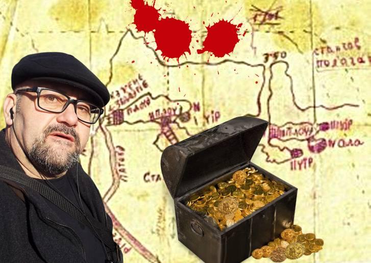 Стефан Пройнов: Скритото имане или кървави пари